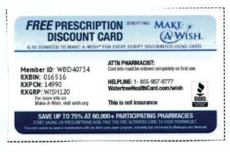 make a wish viagra discount card